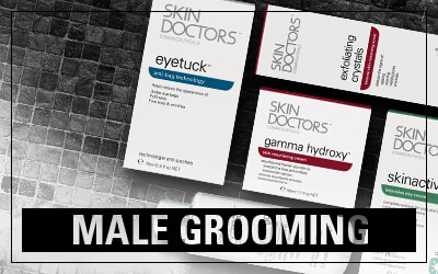 Skin Doctors Male Grooming
