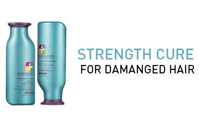 Pureology Strength Cure Range