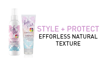 Pureology Style and Protect Range