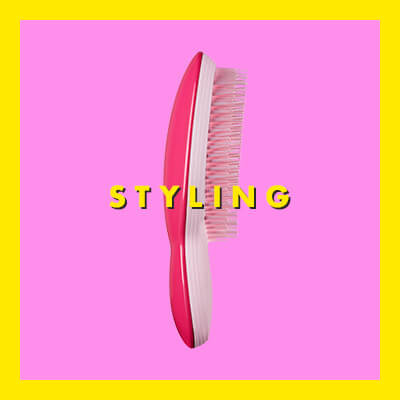 Tangle Teezer Styling