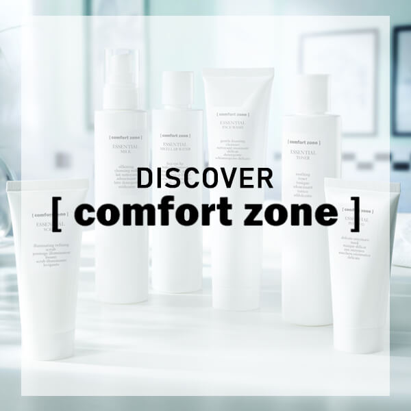 Discover Comfort Zone Homepage Icon