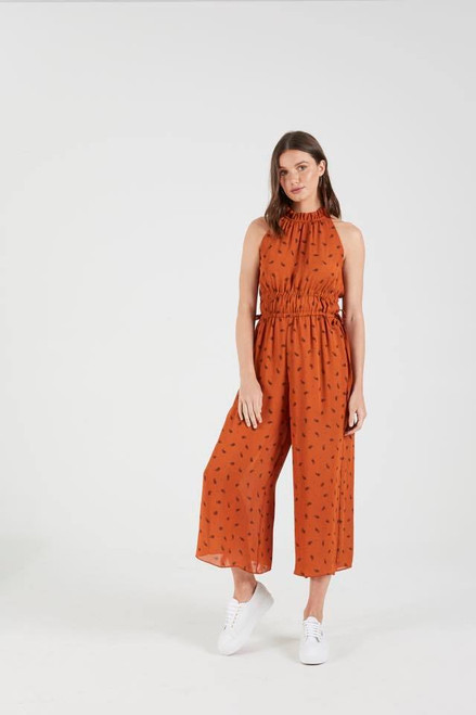 Cooper St Vienna High Neck jumpsuit LamiSaru Boutique