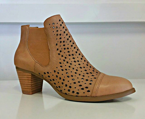 Django and Juliette Invite leather boot
