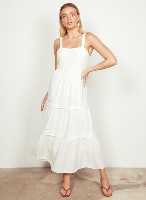 Wish Sofia Dress White