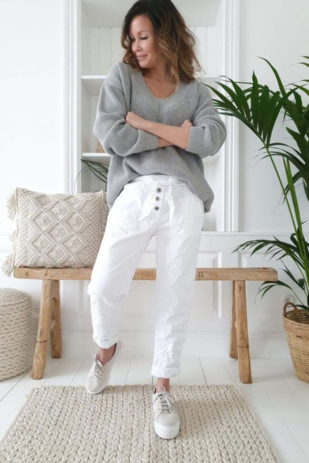 Bypias_ Perfect_ Jogger_ Jeans_ White_lamisaru_boutique