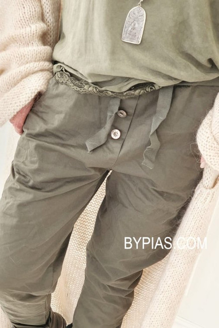 Bypias_ Perfect_ Jogger_ Jeans_ Green_lamiaru_boutique