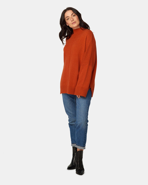 Maxted _Sage _Pullover_ Furnace_lamisaru_boutique
