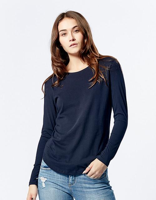 Casa_ Amuk_ Long_ Sleeve_ T _Shirt_ Midnight_lamisaru_boutique