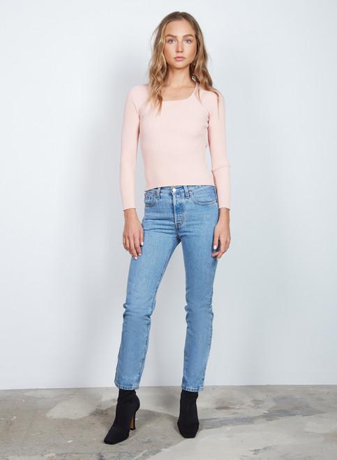 Wish Alicia Sweater Pink