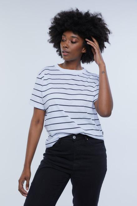 Casa_ Amuk _Short_ Sleeve _Vintage _Stripe_lamisaru_boutique