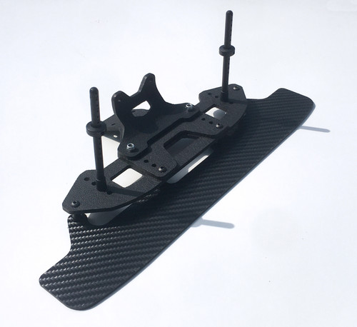 Splitter / Body mount / Bumper for Team Associated DR10