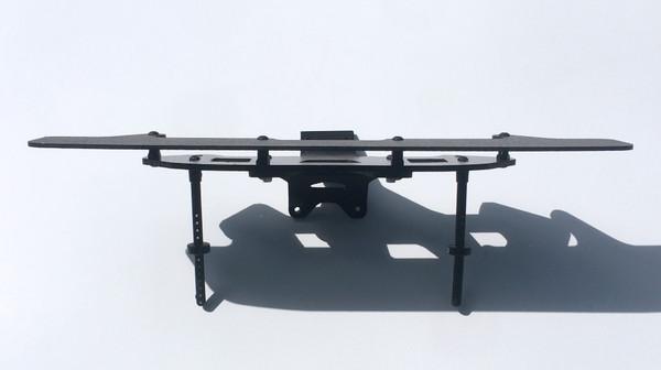 Splitter / Body mount / Bumper for Team Associated DR10