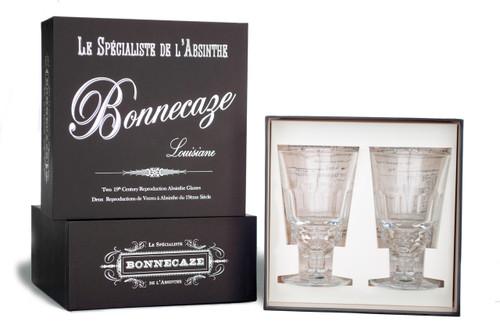 Pontarlier Traditionnel Gift Box, Set 2 Glasses