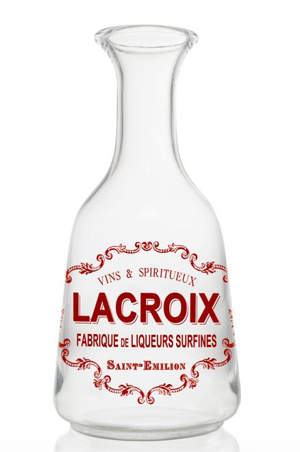 Carafe Bistrot, Lacroix