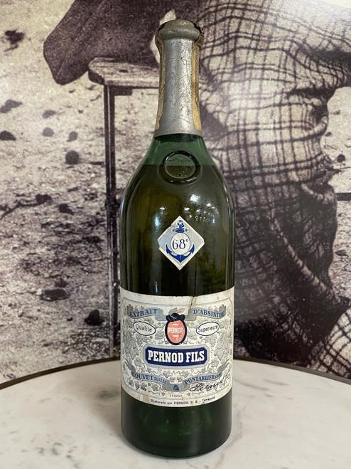 Absinthe Tarragona SA Pernod, circa 1936 Échantillon