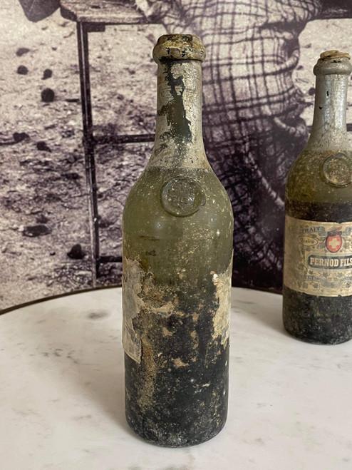 Absinthe Pernod Fils Échantillon, avant 1914, Bouteille #1