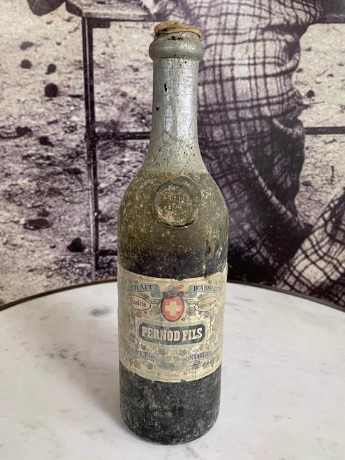 Absinthe Pernod Fils Échantillon, avant 1914, Bouteille #2