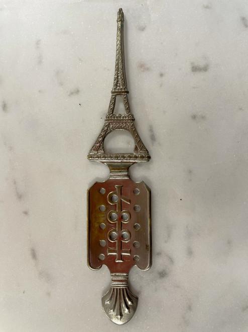 Cuillère à Absinthe Ancienne , LA TOUR EIFFEL 1889, #2