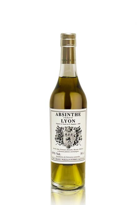 Absinthe Bourbonnaise, Absinthe de Lyon, 65%, 50cl