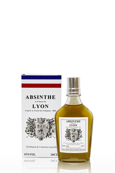 Absinthe Bourbonnaise, Absinthe de Lyon, 65%, 20cl