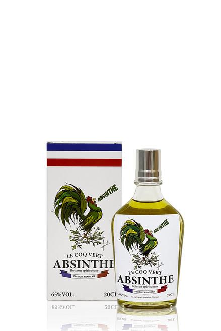 Absinthe Bourbonnaise, Le Coq Vert, 65%, 20cl