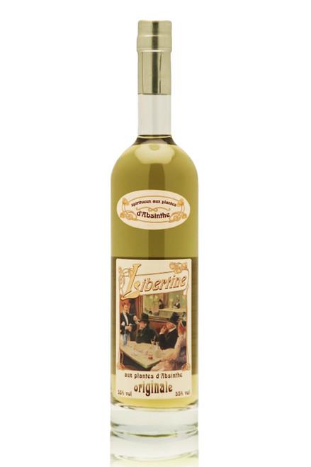 Absinthe Devoille, Libertine Originale, 55%, 70cl