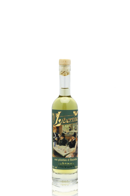 Absinthe Devoille, Libertine Intense, 72%, 20cl