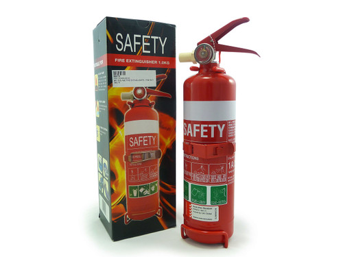 BFI 1Kg Abe Fire Extinguisher