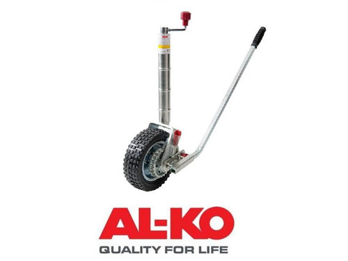 Alko Solid Tyre Power Mover
