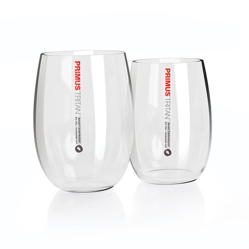 Tritan Stemless Red Wine Glass