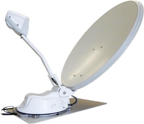 Sphere Satellite Kit With Twin LNB