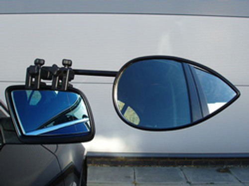 Milenco Mirror Aero wide - pair
