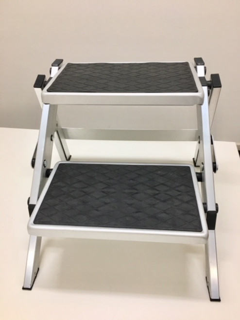 Two Stage Folding Step