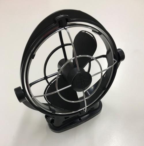 Sirocco Fan - Black