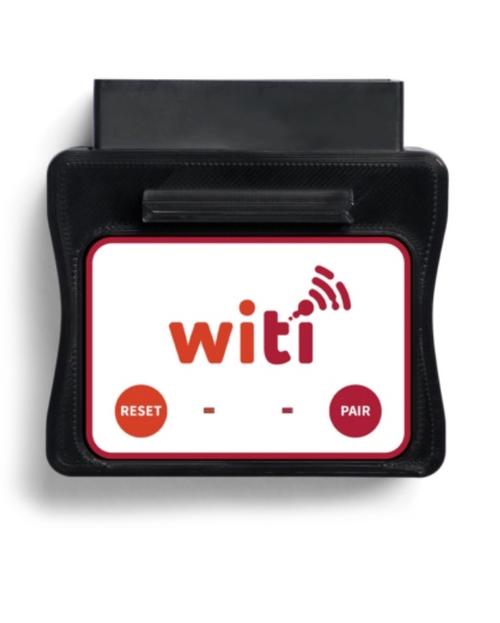 WiTi Wireless Towing Interface