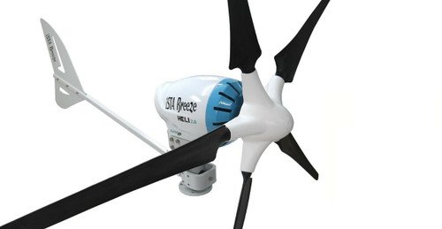 Heli 2KW 48V Off-Grid Wind Turbine