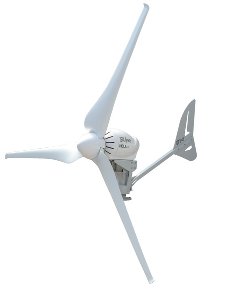 Heli 4KW 48V Off-Grid Wind Turbine
