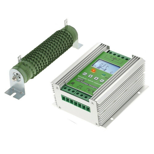 Charge Controller MPPT 12-24V  500W for Wind Turbine Generator