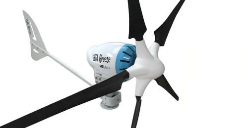 Heli 2KW On-Grid Wind Turbine