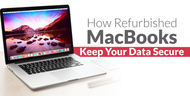 How Refurbished MacBooks Keep Your Data Secure