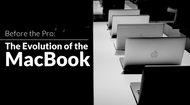 MacBook Evolution: The History of MacBook Air and Pro 2020