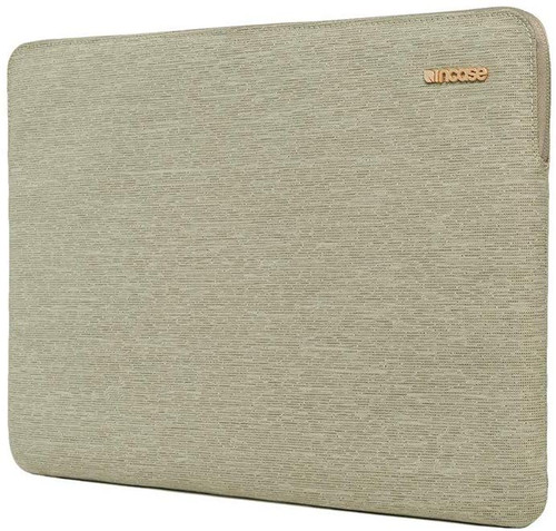 "Incase Slim Foam Padded Sleeve - 13"" Laptop - Heather Khaki"