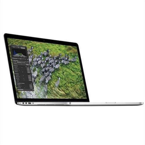 Apple MacBook Pro Retina 15.4-Inch Laptop (2.2GHz Quad Core i7, 16GB RAM, 256GB SSD, Force-touch), Mid 2015 - Fair