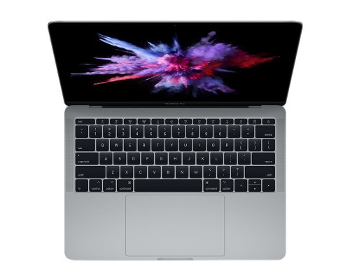 Apple MacBook Pro Retina 13.3-Inch Laptop (2.3GHz Core i5, 8GB RAM, 256GB SSD, Thunderbolt 3, USB-C) Space Gray, Mid-2017