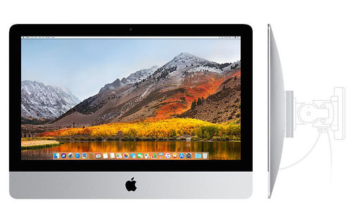 Apple iMac 21.5-Inch Retina 4K w.VESA mount (3.1Ghz Core i5 Quad Core, 8 GB RAM, 1TB Fusion Drive) MK452LL/A, Fair, Late 2015 - 2017