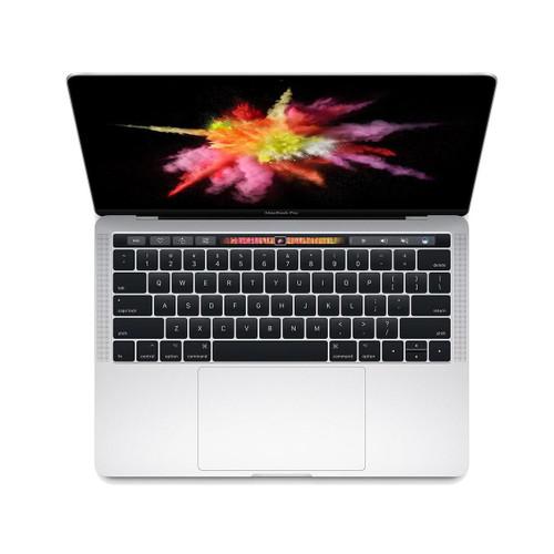 "Apple 13"" MacBook Pro w. Touch Bar (3.1GHz Intel Core i5, 16GB RAM, 256GB SSD, Silver) Mid-2017"