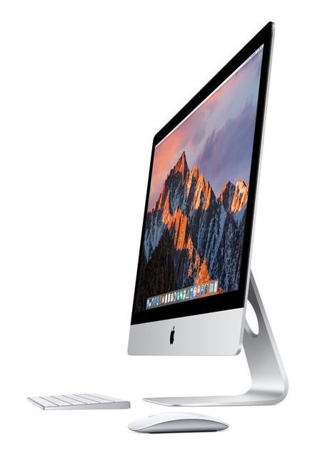 Apple iMac 27-Inch 5K Retina (3.4GHz Quad Core i5, 16GB RAM, 512GB SSD, Radeon Pro 570 4GB GPU) Mid-2017