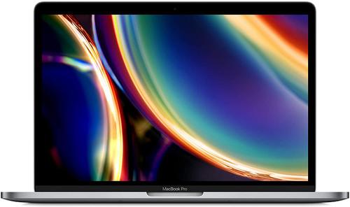 Apple MacBook Pro Retina 13.3-Inch Laptop, Touch Bar (2.8GHz Quad Core i7, 16GB RAM, 1TB SSD) Space Gray, Mid-2019