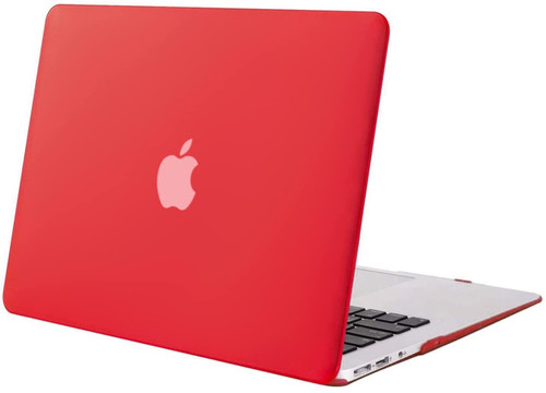 2010-2017 13-Inch MacBook Air Hardshell Case - Red
