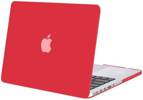 15-Inch MacBook Pro Retina Hardshell Case - Red